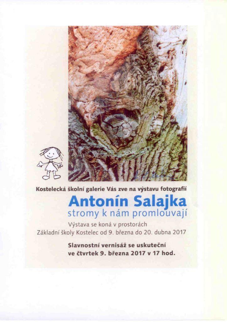 Výstava fotografií Antonína Salajky 1