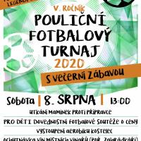 Pouliční fotbalový turnaj 2